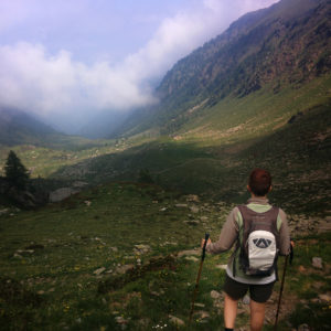 Hike to Bocchetta Vicima Val Tartano