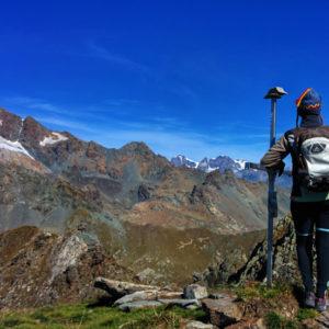 Hike Pizzo Bello start from Preda Rossa