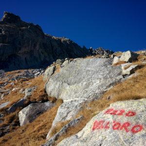 Hike Pizzo Oro Southern Val Masino