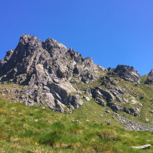 A Loop Around the Torre Bering, Hiking Along the Costiera dei Cech