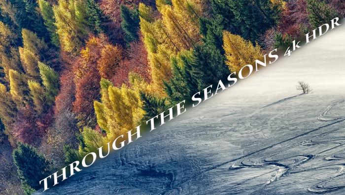 Through the seasons, Como Lake and Valtellina - Video