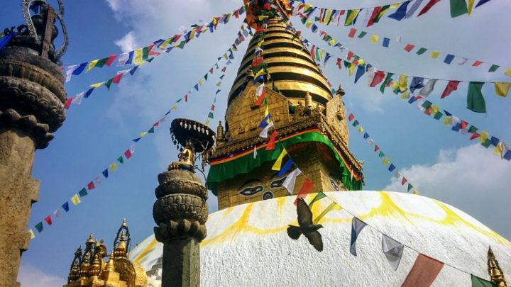 Swayambhunath Stupa (Monkey Temple), Kathmandu