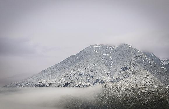 Val Gerola, prima neve