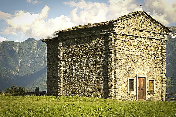 Passeggiata alla Chiesa di San Bernardo - Costiera dei Cech