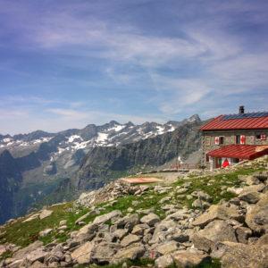 Escursione al Rifugio Gianetti – Val Masino