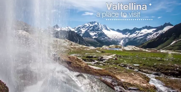 Valtellina, a place to visit - Video