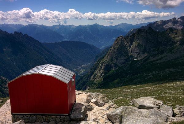 Escursione al Bivacco Molteni Valsecchi nella Valle del Ferro - Val Masino