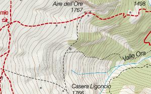 Escursione al Passo Ligoncio – Valle dell'Oro