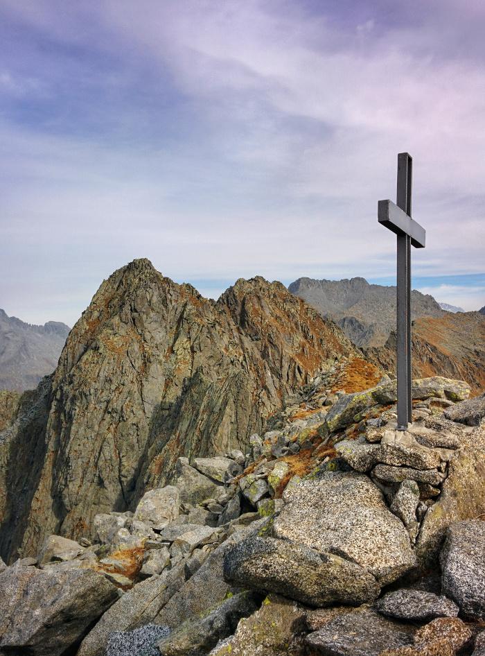 Escursione alla Croce GAM (Cima GAM) – Costiera dei Cech