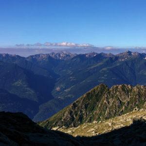 Escursione Poira Passo del Colino Passo Visogno Biv Bottani