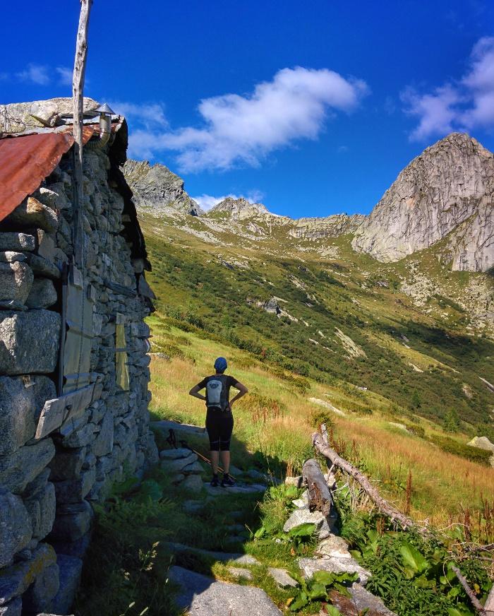 Escursione dalla Val Merdarola alla Valle dell'Oro - Bocchetta di Medaccio