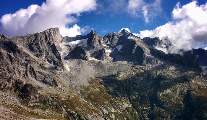 Escursione dalla Val Qualido Valle di Zocca attraverso il Passo dell'Averta