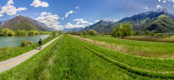 Sentiero Valtellina Video