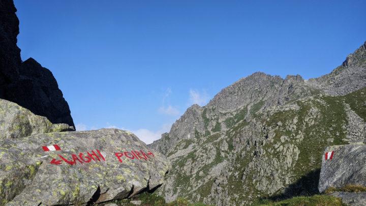 Il giro del Corno del Colino, escursione sulla Costiera dei Cech.