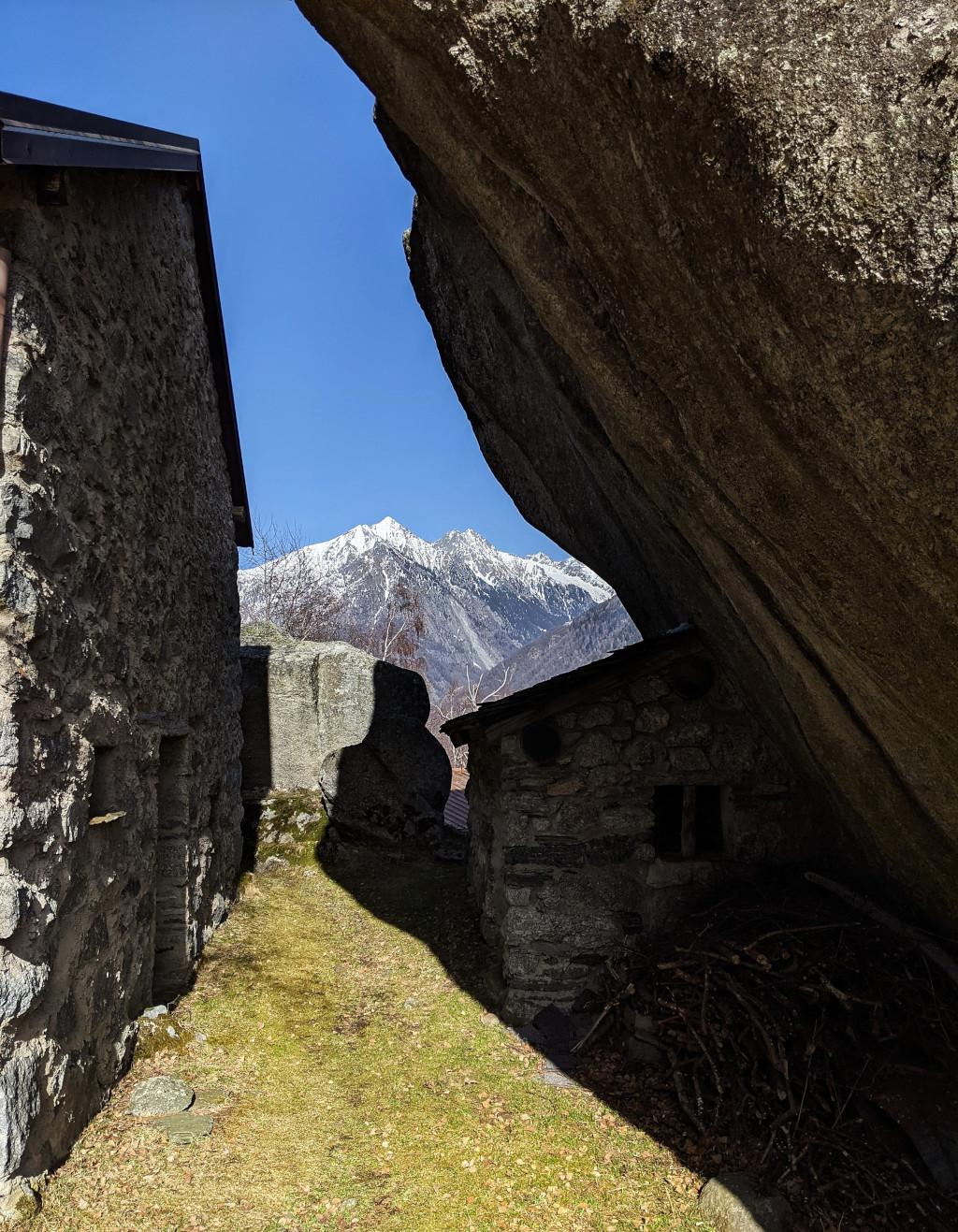 Escursione a Regurs e Fontanili, partenza da Caspano