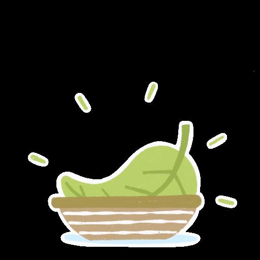 Icona colazione a base vegetale B&B Costiera dei Cech